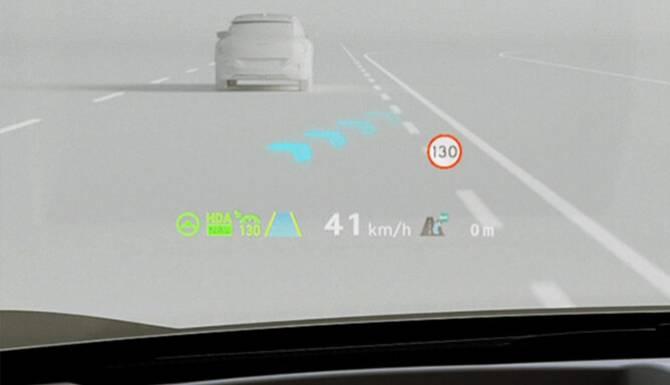 KIA EV6 Augmented Reality