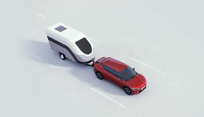 Kia EV6 Towing capacity